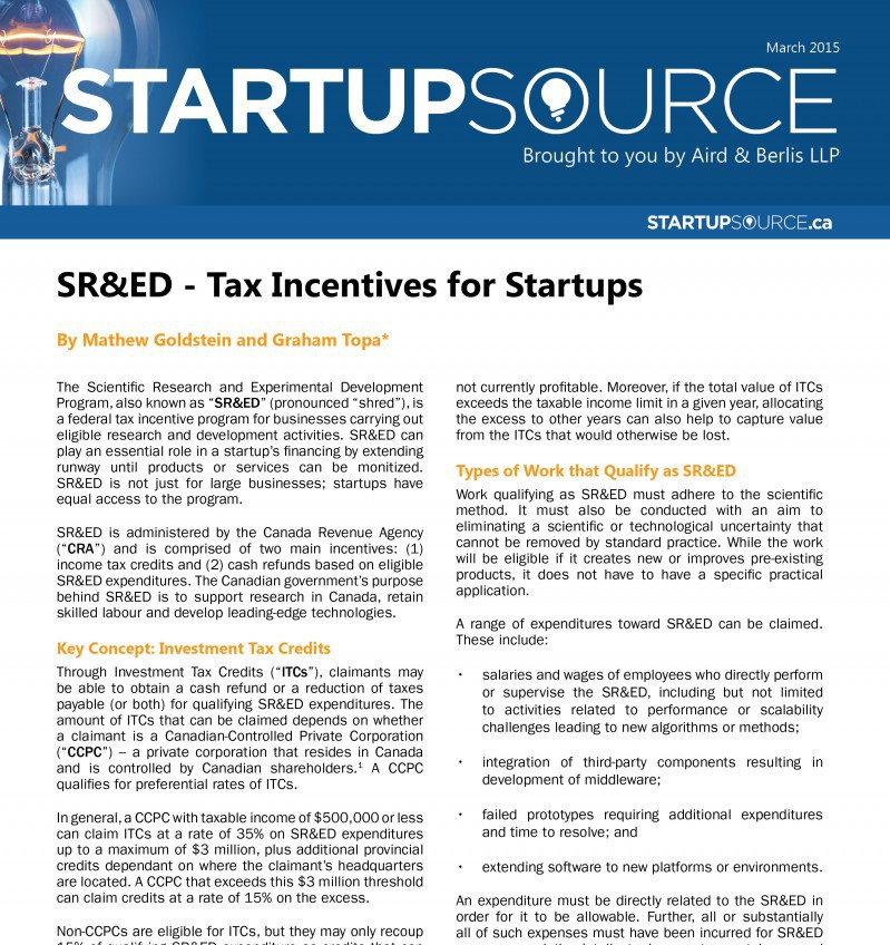 StartUp-Source-Featured-Interview-SRED-e1426094677464
