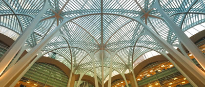 Brookfield Place Ceiling