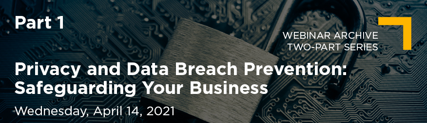 Apr 14 Privacy and Data Breach Prevention Part 1 Website 876x254 Archive