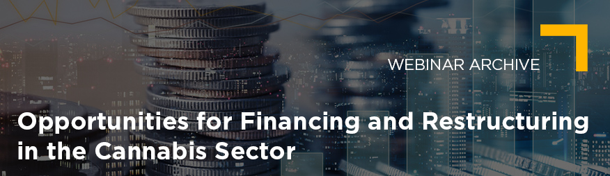 April 21 Financing and Restructuring Webinar Archive 876x254