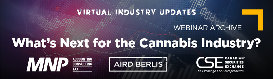 August 12 Cannabis Webinar Vuture Banner Archive 876x254