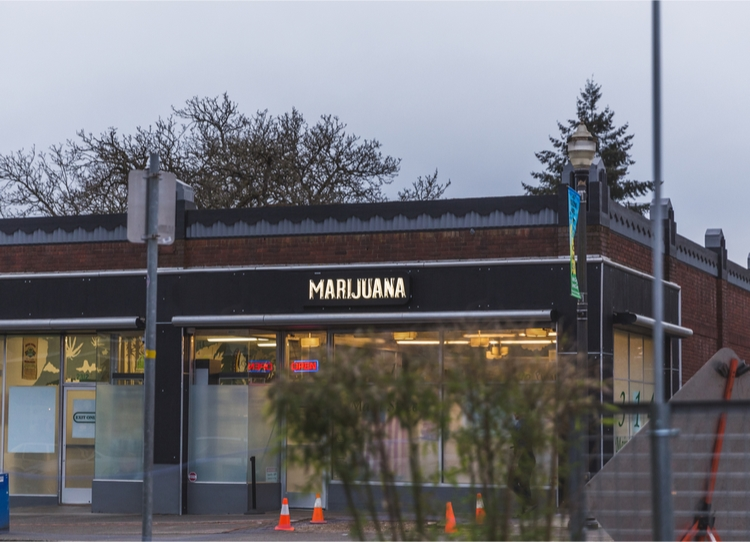 Building with Marijuana