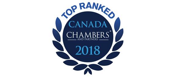 Chambers Canada 2018 Logo