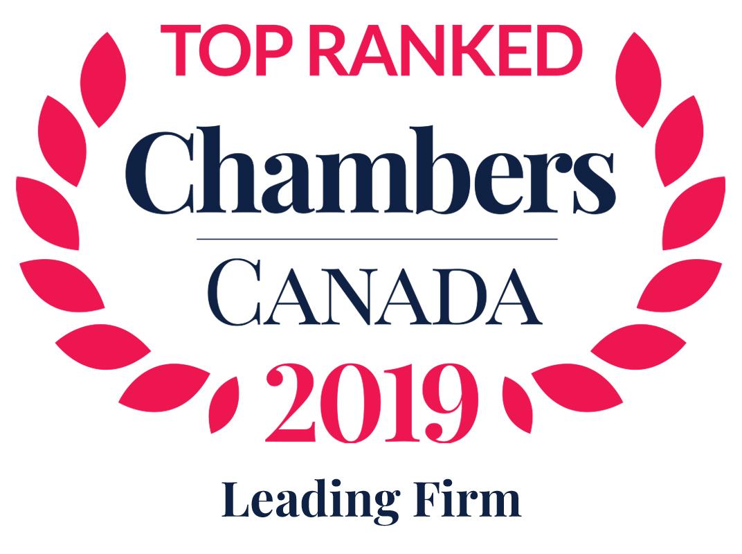 Chambers Canada 2019