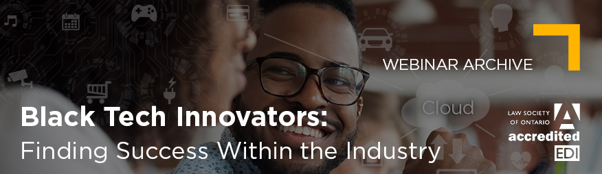 Feb 26 Black Tech Innovators Webinar Archive 876x254