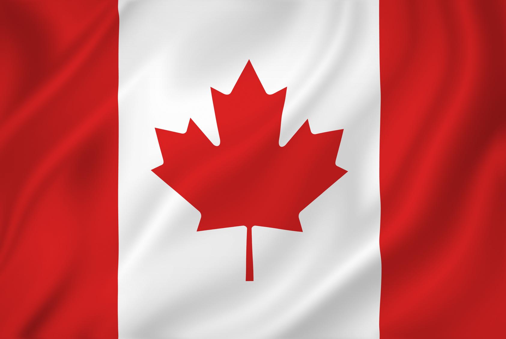 Fotolia_62198390_Canada Flag