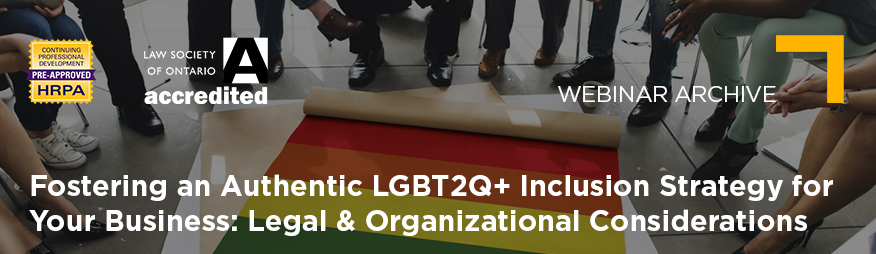June 9 Fostering an Authentic LGBT2Q Webinar Archive 876x254