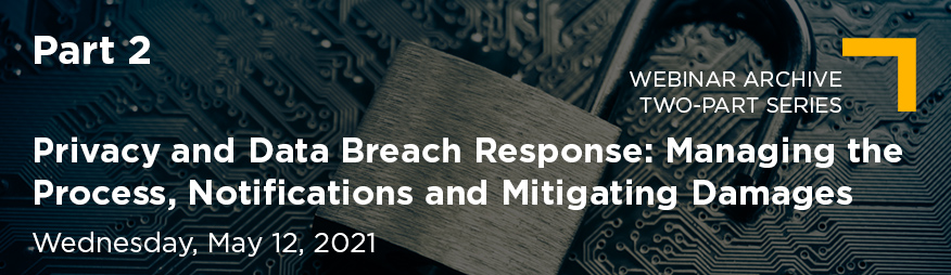 May 12 Privacy and Data Breach Response Part 2 Website 876x254 Archive