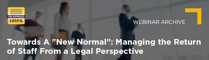 May 20 Towards A New Normal Webinar Archive 876x254