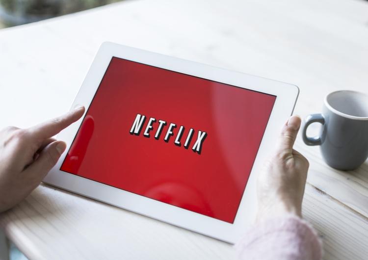 Netflix web