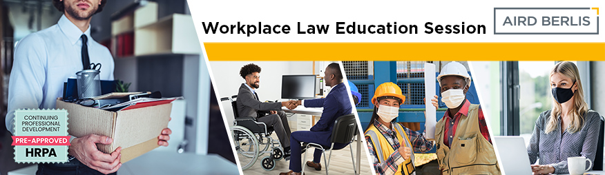 Nov 4 Workplace Law Session 2021 Website 876x254