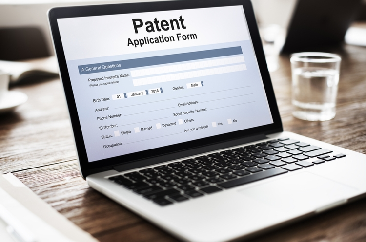 patent application form
