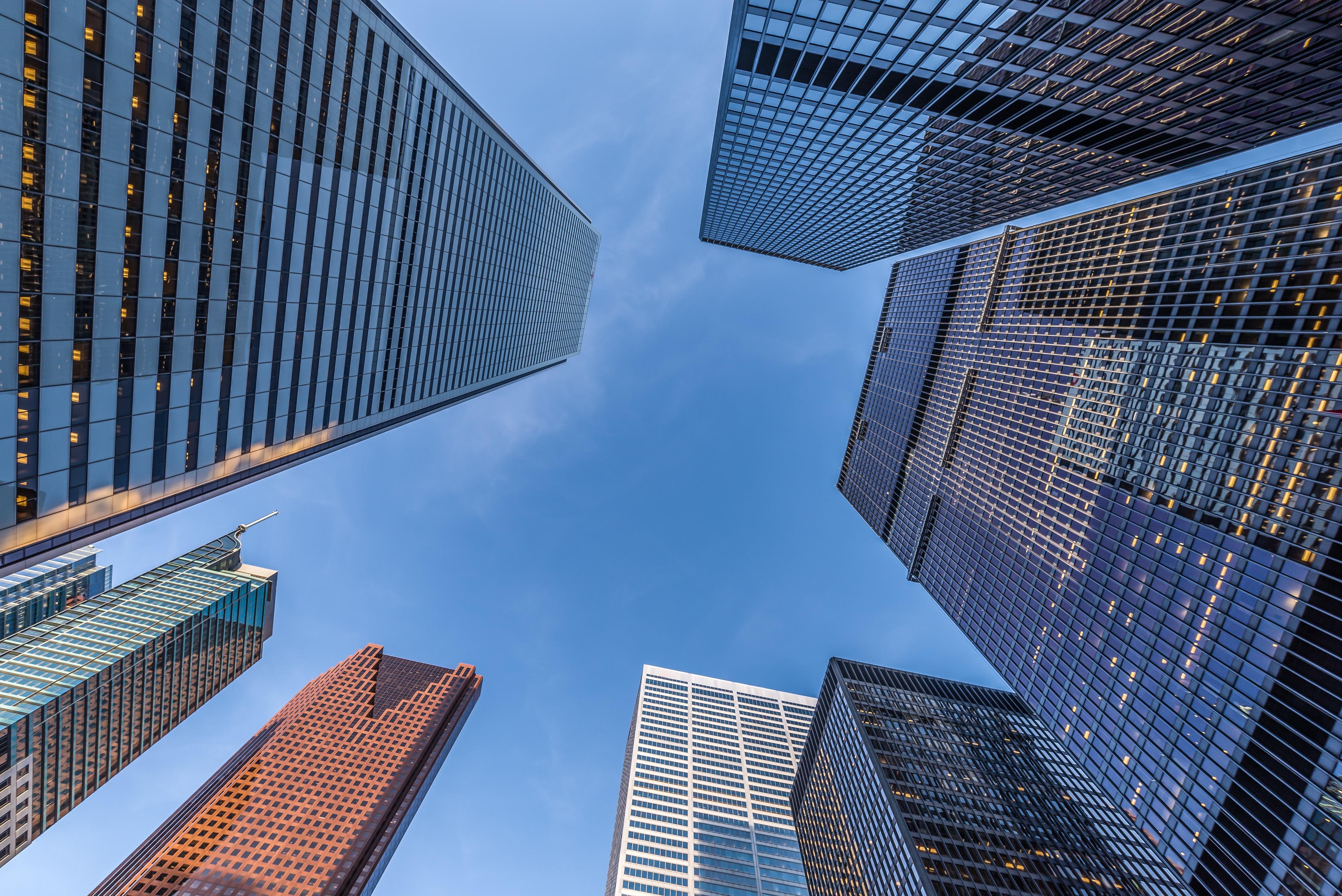 shutterstock_tall buildings Toronto
