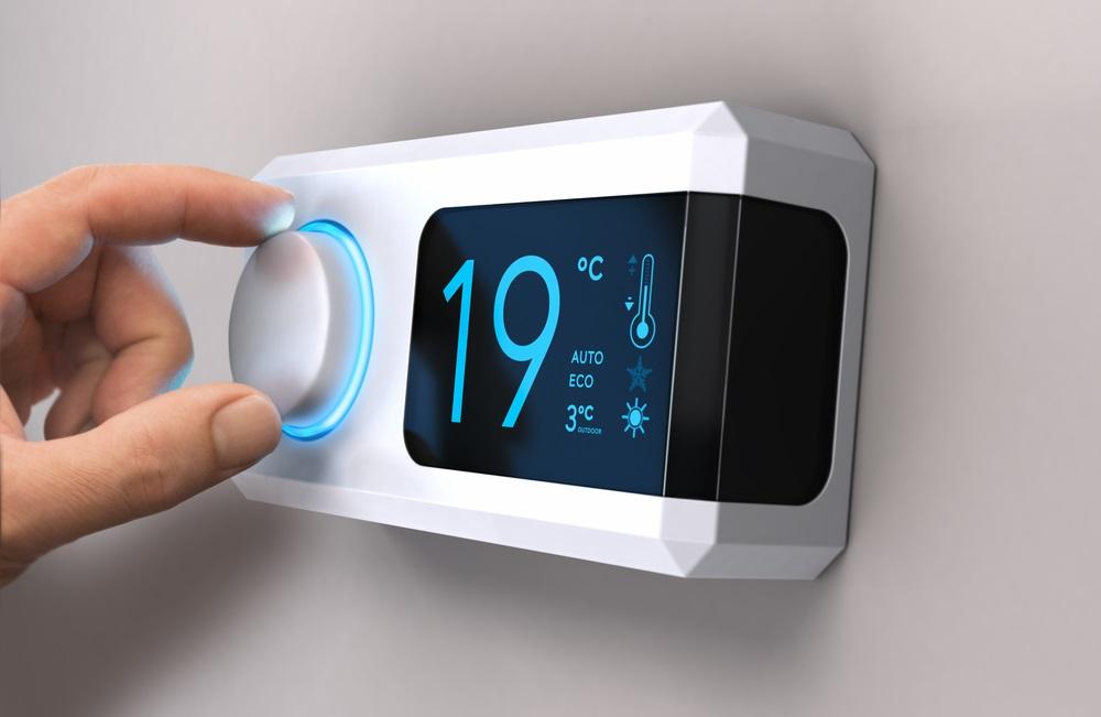shutterstock_thermostat energy savings