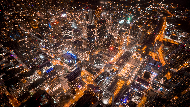 shutterstock_Toronto Aerial View